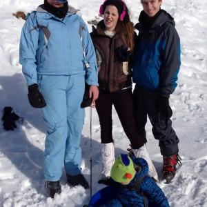 Sledging & Skiing