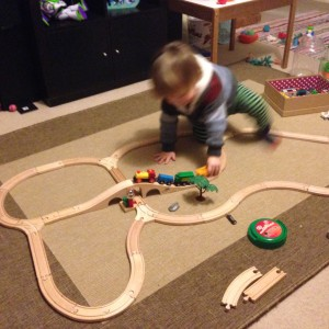 Thanks for all the Brio, everyone. We can make good tracks!