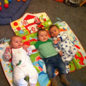 Baby small group x