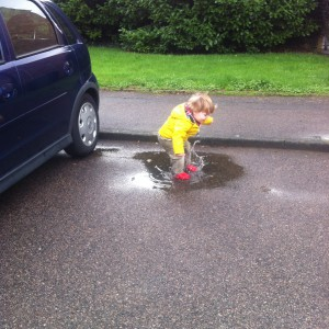 Puddles!