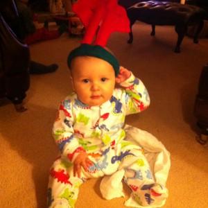 Christmassy Joshua!
