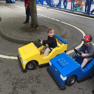 First driving lesson!