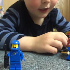 We're building a... building... building a SPACESHIP